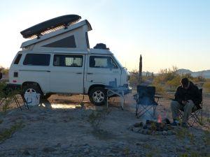 Kofa Campsite