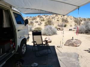 Jumbo Rocks Camp
