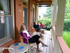 Porch people
