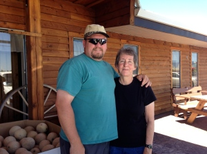 Gary & Maggie