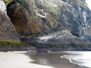 Cape Disappointment Cave