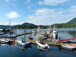 Pender Harbour Marina