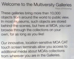Multiversity Gallery