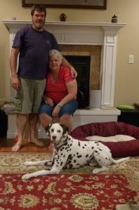 Steve, Liz & Arlo
