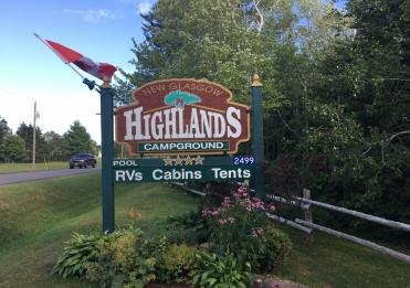 New Glasgow Highlands Campground